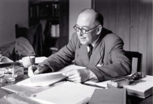 C.S. Lewis's Ideal Day and (y)ours?