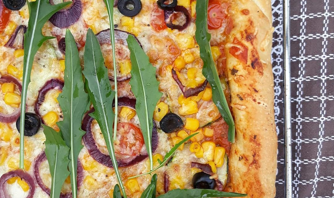 For you: Just 1 unbelievably delicious pizza recipe