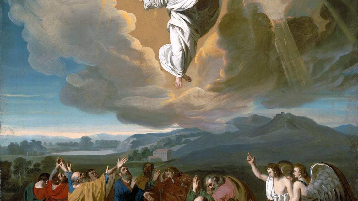 Between Easter and Pentecost