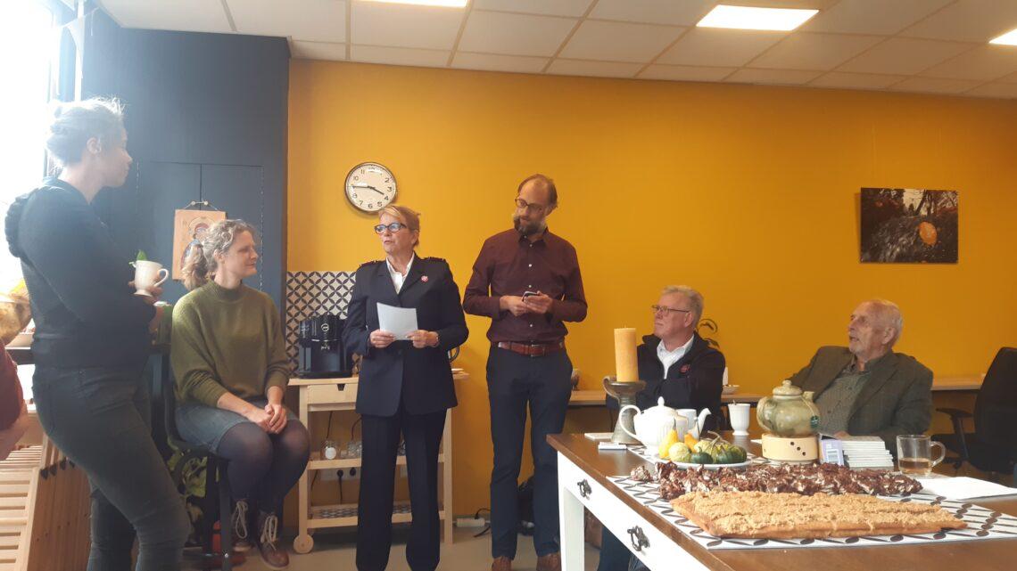 A snapshot: Workspace Wageningen is Open! (+2 Filmclips)